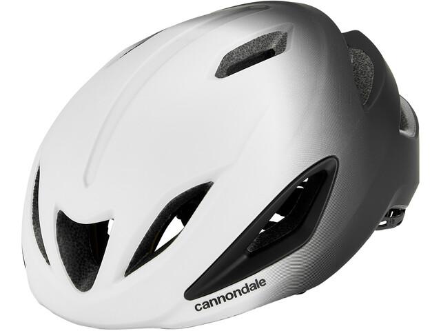 Cannondale Intake MIPS Helmet, wit/zwart